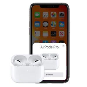 Apple AirPods Pro Auriculari Senza Filo - Bianchi Originali