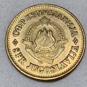 1975, Yugoslavia 50 Para KM# 46.1