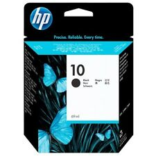 ORIGINAL & BOXED HP10 / C4844A BLACK INK CARTRIDGE - SWIFTLY POSTED