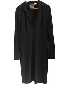 NORMA KAMALI Black Everlast Dress Size Large