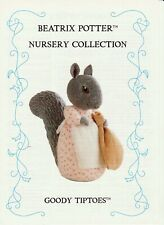 BEATRIX POTTER GODDY TIPTOES TDB  TOY KNITTING PATTERN