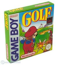 Nintendo GameBoy Spiel - Golf / Mario Golf mit OVP NEUWERTIG
