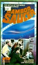 The Bamboo Saucer (1968) - NTA Home Entertainment ~ VHS : Sci-fi