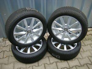 Winterradsatz Winterräder M+S 205/50R17 93H VW Golf VII Golf 7 Sportsvan TOP!!