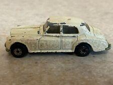 Matchbox 1985 Rolls Royce Silver Cloud - Loose