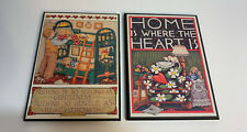 Me Mary Engelbreit Colorplak Collection Wall Art Strenght & Home Plaque 6 x 8.5