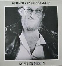 GERARD VAN MAASAKKERS - KOMT ER MER IN - LP