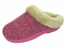 Coolers Patternless Mule Slippers for Women