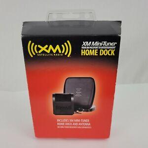 NEW CNP2000H XM Mini Tuner Home Dock & Antenna for XM Home Satellite Radio
