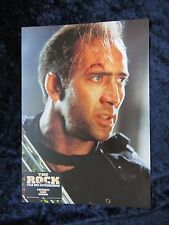 The Rock lobby card  # 5 - Original German Still  Nicolas Cage, Sean Connery