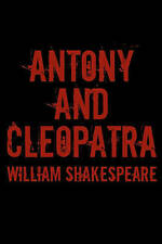 NEW Antony And Cleopatra: Cool Collector's Edition by William Shakespeare