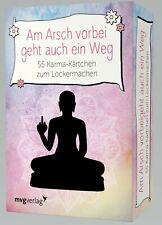 Alexandra Reinwarth - Am Arsch vorbei geht auch ein Weg– 55 Karma-K...