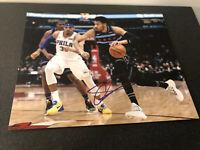 Otto Porter Chicago Bulls NBA Autographed Signed 8X10 Photo W/COA