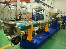 Single Screw extrusion line for Soft Special for PVC crushed material