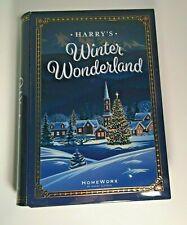HARRY'S WINTER WONDERLAND Tin Scented Votive Candles Homeworx Harry Slatkin