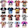 Ahegao Emoji Face Hentai Manga Anime Women Men's Casual T Shirt Graphic Tee Tops