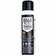 Effective Water Based Insect Spray Kills Bed Bugs Dust Mites & Cockroach 17.5oz