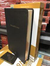 BibliA Del Ministro Reina Valera 1960 Ultrafina Piel SINTETICA