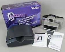 NEW VIVITAR 3D Cam 35mm Stereo & Mono Camera & Viewer, 59930