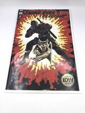 🔥 Snake Eyes Deadgame #2 NYCC Exclusive Variant Ltd 700 IDW 2020 NM NEW UNREAD