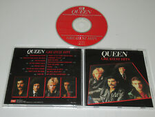 Queen ‎– Greatest Hits / Emi ‎– Cdp 7 46033 2