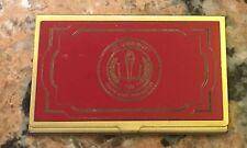 NOS Lee University Cleveland, Tennessee Business Card Holder