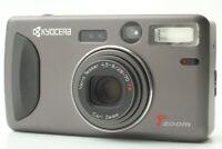 🔴FedEx【 MINT 】 Kyocera T Zoom Carl Zeiss Vario Tessar 28-70mm F4.5-8 From Japan