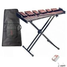 Stagg Xlo-Set 37 xylophone mallets stand instrument 37 key padded gig bag