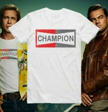 New listing Champion Brad Pitt T Shirt Once Upon A Time In Hollywood Cool Gift T-Shirt