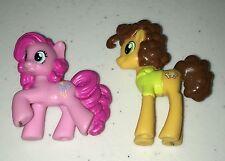 My Little Pony Hasbro Mini Figures Pinkie Pie & Cheese Sandwich!