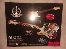 Fender Stratocaster Double Sided Puzzle 600 pcs AQUARIUS