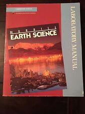 Merrill Science Laboratory Manual Teacher Annotated Edition 1993 USED 0675167493