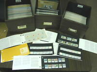 Channel Islands Stamp Collection Mint Official Folders