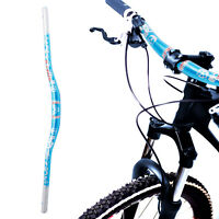MTB//DH Downtube Protector Clear Vinyl Shield Bike Cycling Stone Guard