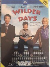 Wilder Days (2005) (DVD) Peter Falk, Tim Daly - Free Post!!