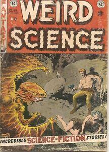 WEIRD SCIENCE # 21