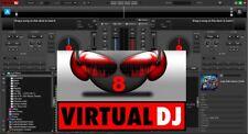 Virtual DJ Pro 8 infinity