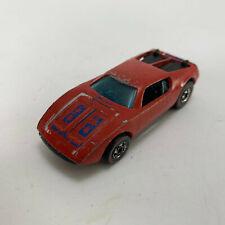 Red Warpath - Hot Wheels redline 1969