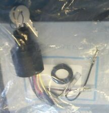Genuine Mercury Mariner Outboard Ignition Switch & 2 Keys for Remote Control Box