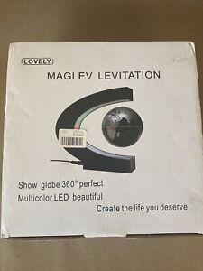 Globe Magnetic Levitation Globe Maglev World Map Cool Gadgets Gifts for Men Fun