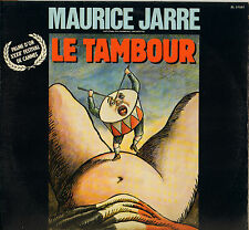 "MAURICE JARRE ""LE TAMBOUR"" B.O. FILM LP"