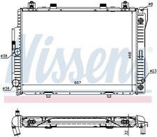 Radiator-GAS, Auto Trans Front Nissens 62713A