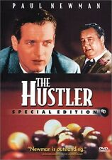 THE HUSTLER (1961 B&W) - SPECIAL EDITION (DVD 2002) PAUL NEWMAN - MINT CONDITION