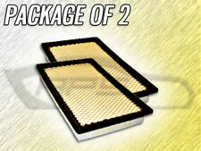 AIR FILTER AF4832 FOR FORD PROBE MAZDA 626 MX-6 PACKAGE OF TWO