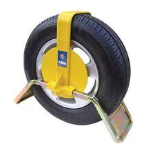 Bulldog QD11 Trailer Security Wheel Clamp