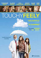Touchy Feely (DVD, 2013) ***FREE SHIPPING***