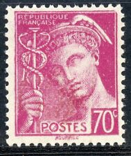 STAMP / TIMBRE DE FRANCE NEUF LUXE N° 416 ** TYPE MERCURE