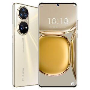 P50 PRO 7.3 inch Full Display 16GB+512GB Snapdragon 888 4G/5G 64MP Smart phone