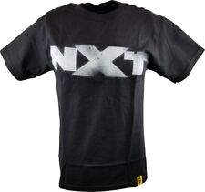 We are NXT Spraypaint WWE Authentic Mens Black T-shirt
