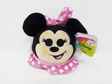 """Disney Just Play """"Squeeze Me"""" Plush Toy - Minnie Mouse"""